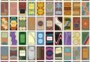 60種類のヴィンテージ・カード・テンプレートSET(EPS)
