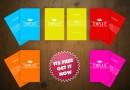 色と紙質が勝負!シンプルな名刺テンプレート(PSD)