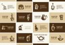 カフェやレストランに最適な72個の名刺テンプレート(EPS)