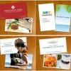 レストラン・カフェ・ウェディングなど多数の職種に対応!フリー名刺テンプレート21種類!